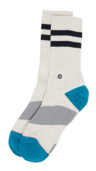 STANCE Классические носки до середины голени в полоску