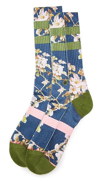 STANCE Blossom Wall Socks