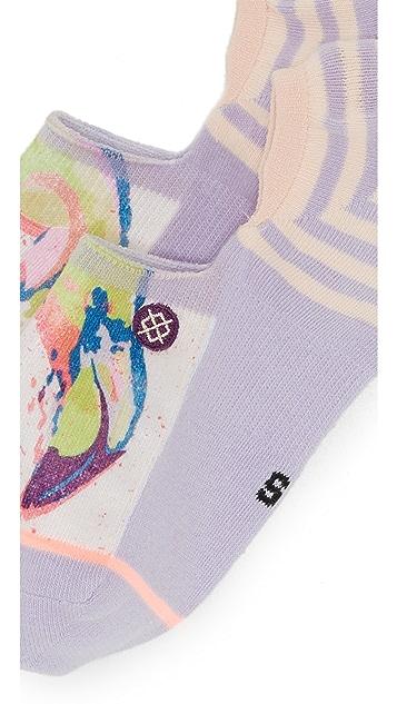 STANCE Bird Super Invisible Socks