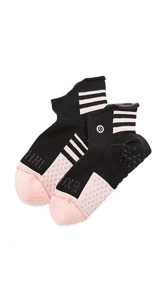 STANCE Aura Studio Athletic Socks - Black