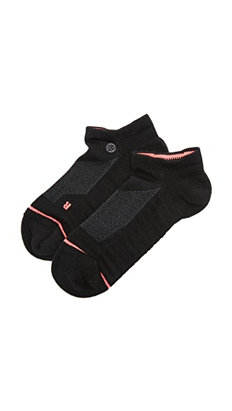 STANCE Icon Low Athletic Socks - Black