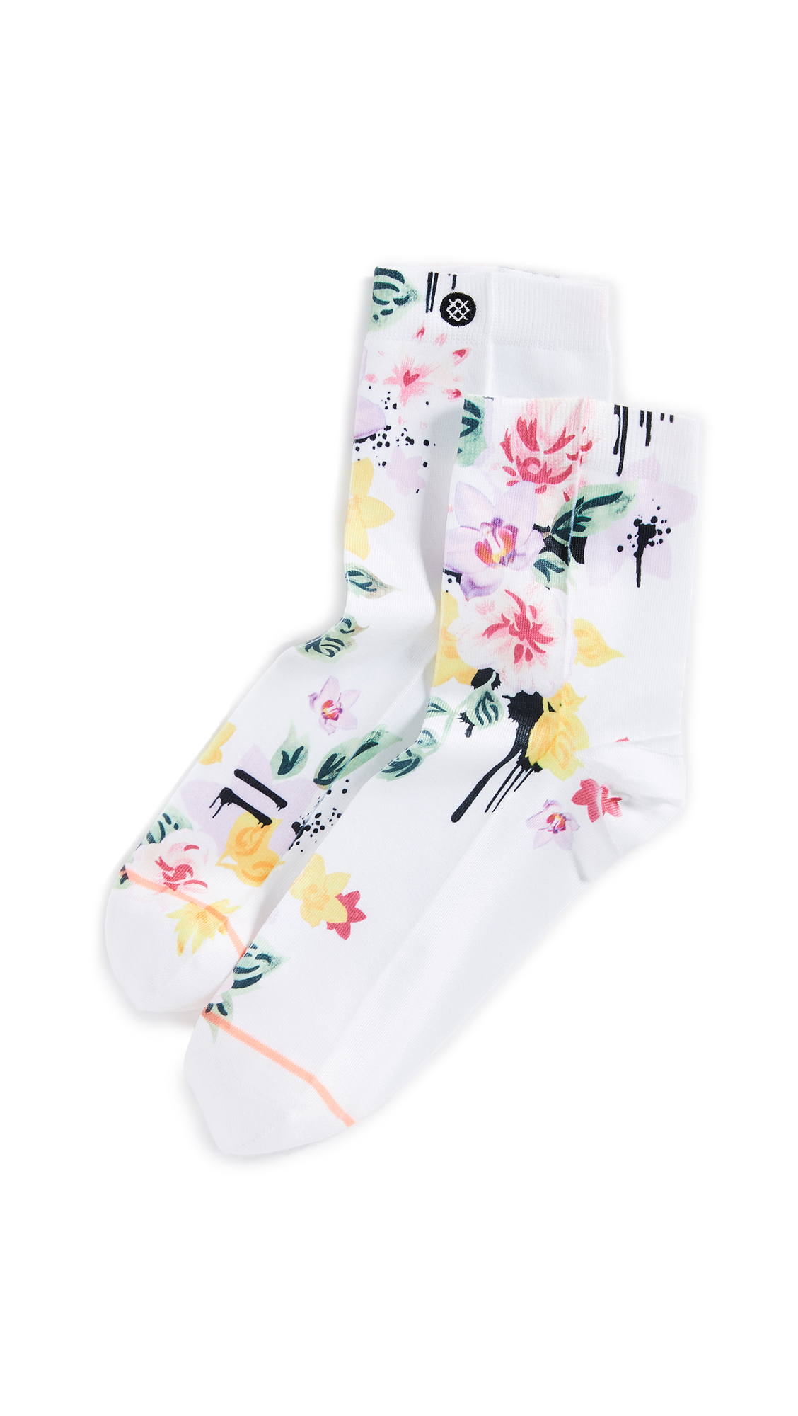STANCE Just Dandy Low Rider Socks In White