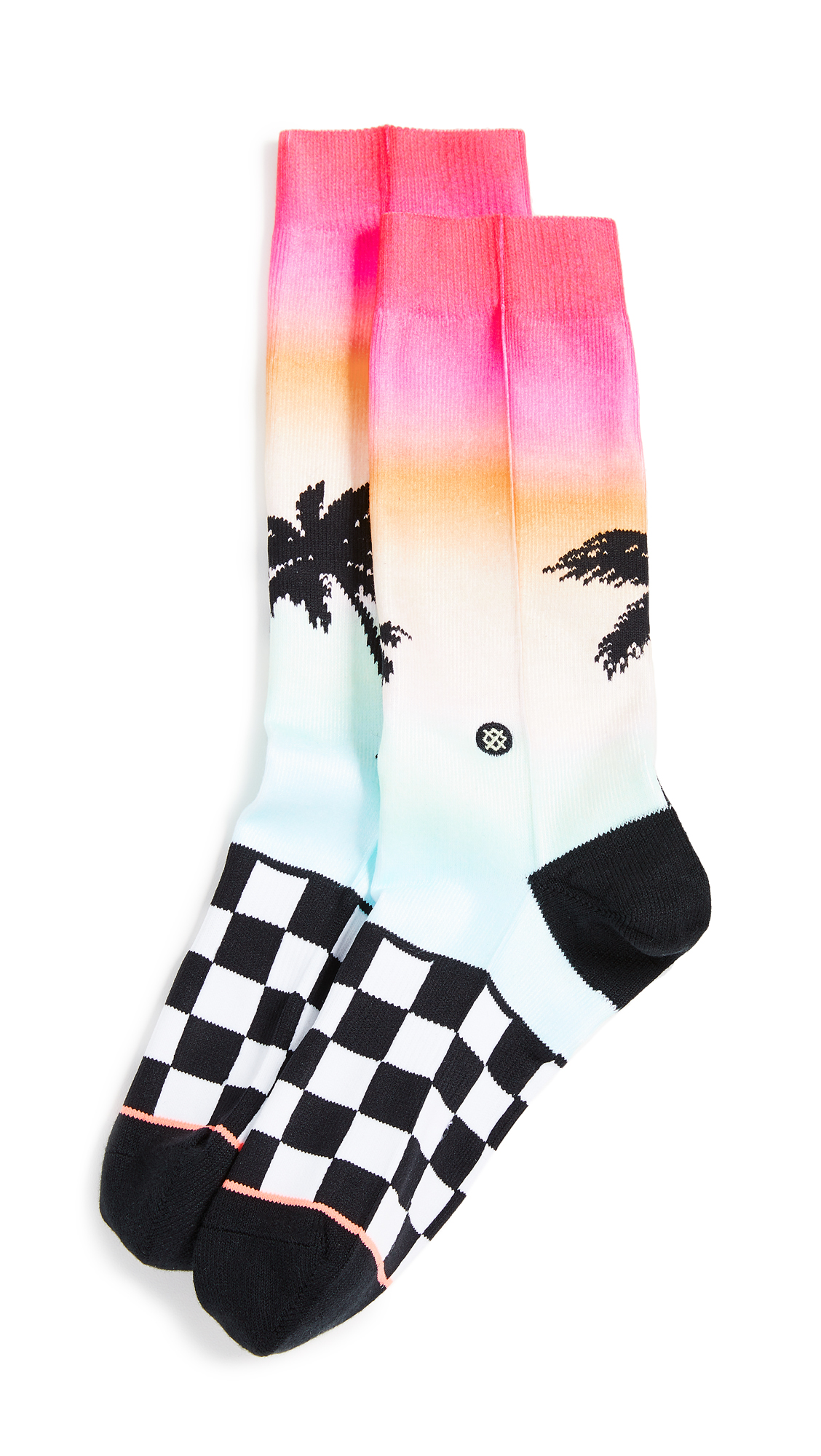 STANCE Bae-cation Crew Sock In Multi
