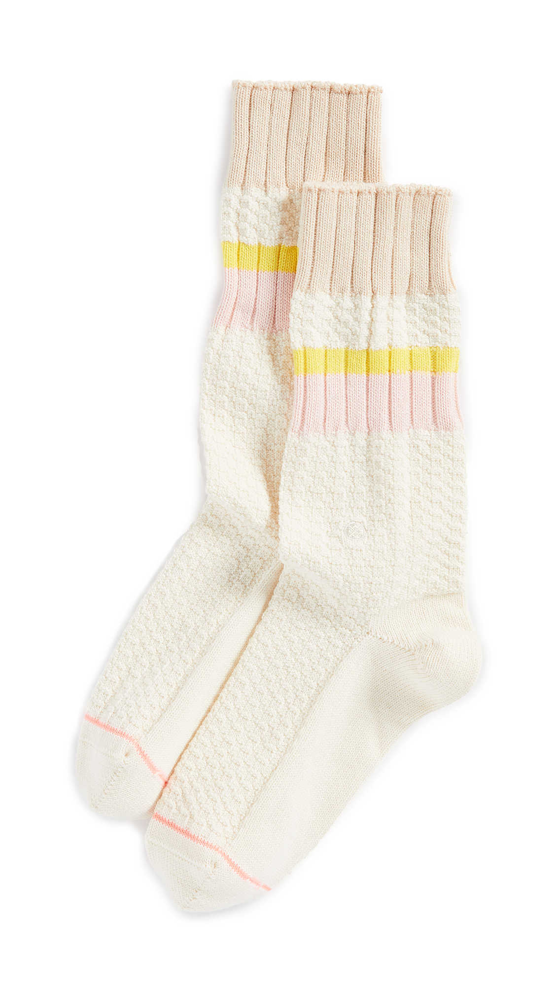 STANCE Breaktime Socks In Cream