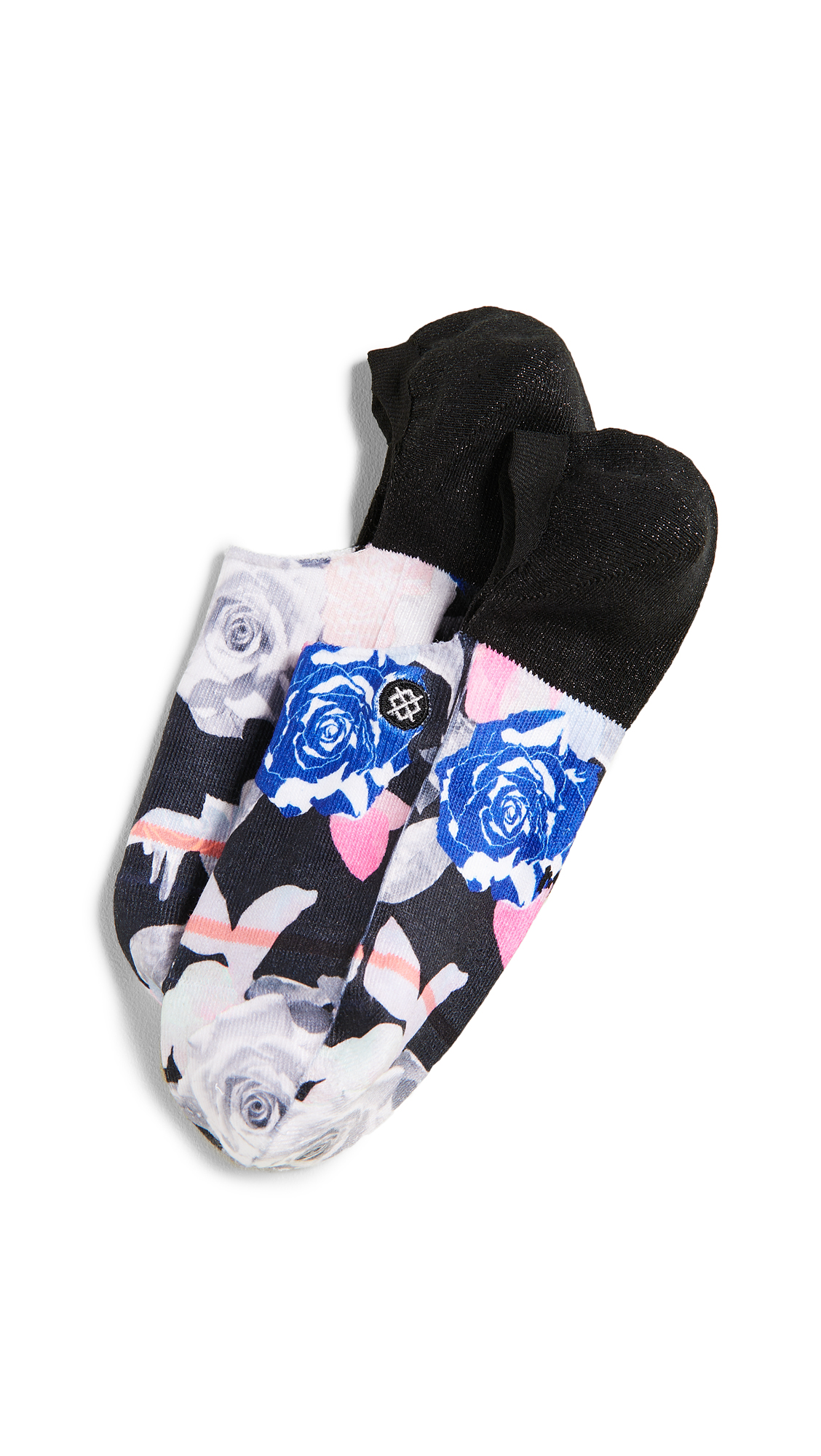 STANCE Splendid Invisible Socks - Black