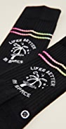 STANCE Palm Reader Crew Socks