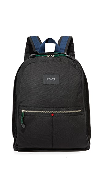STATE Kent Backpack - Black
