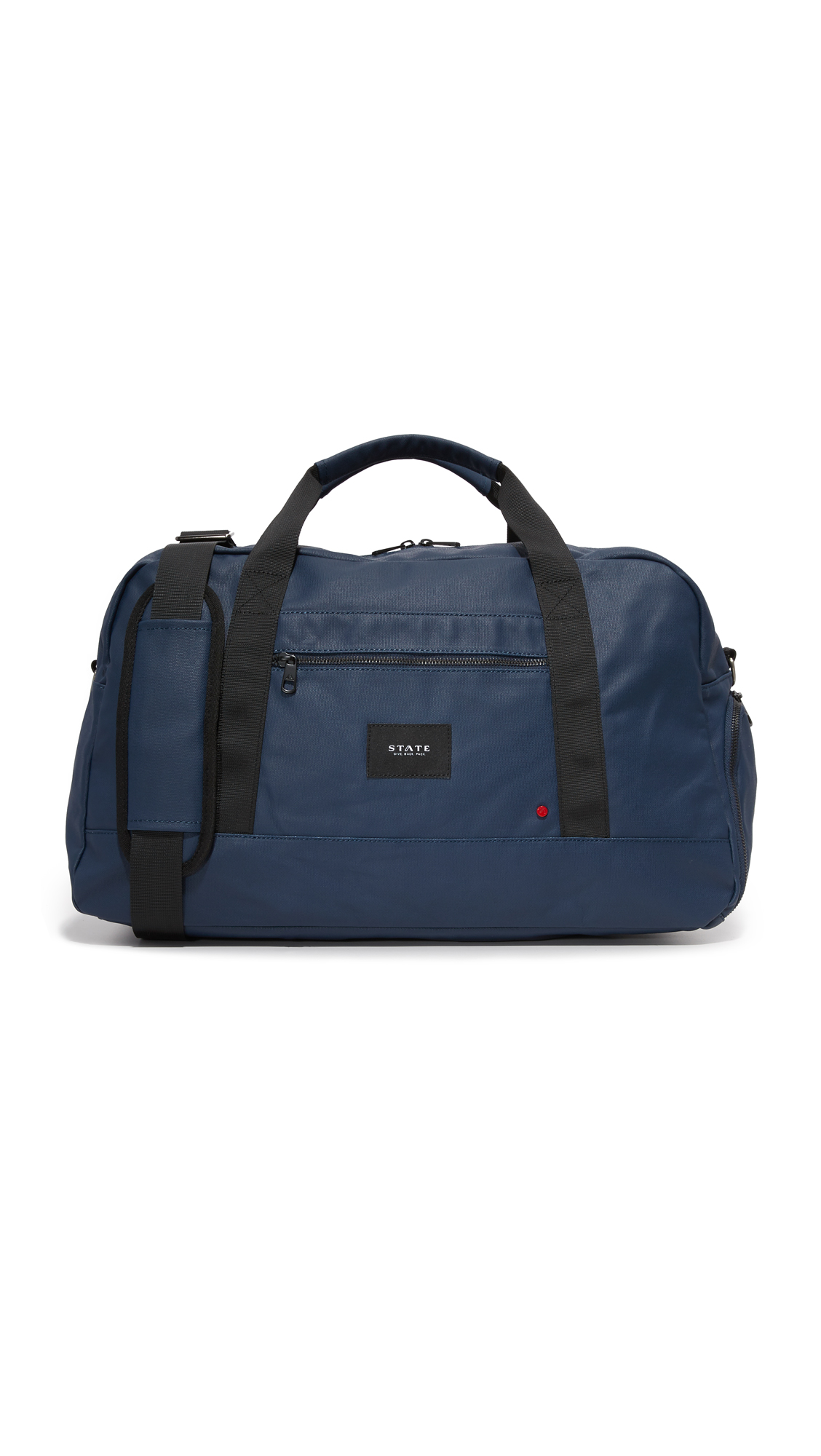 state female state franklin duffel bag navy