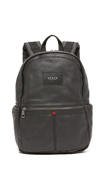 STATE Mini Kane Backpack - Black Multi