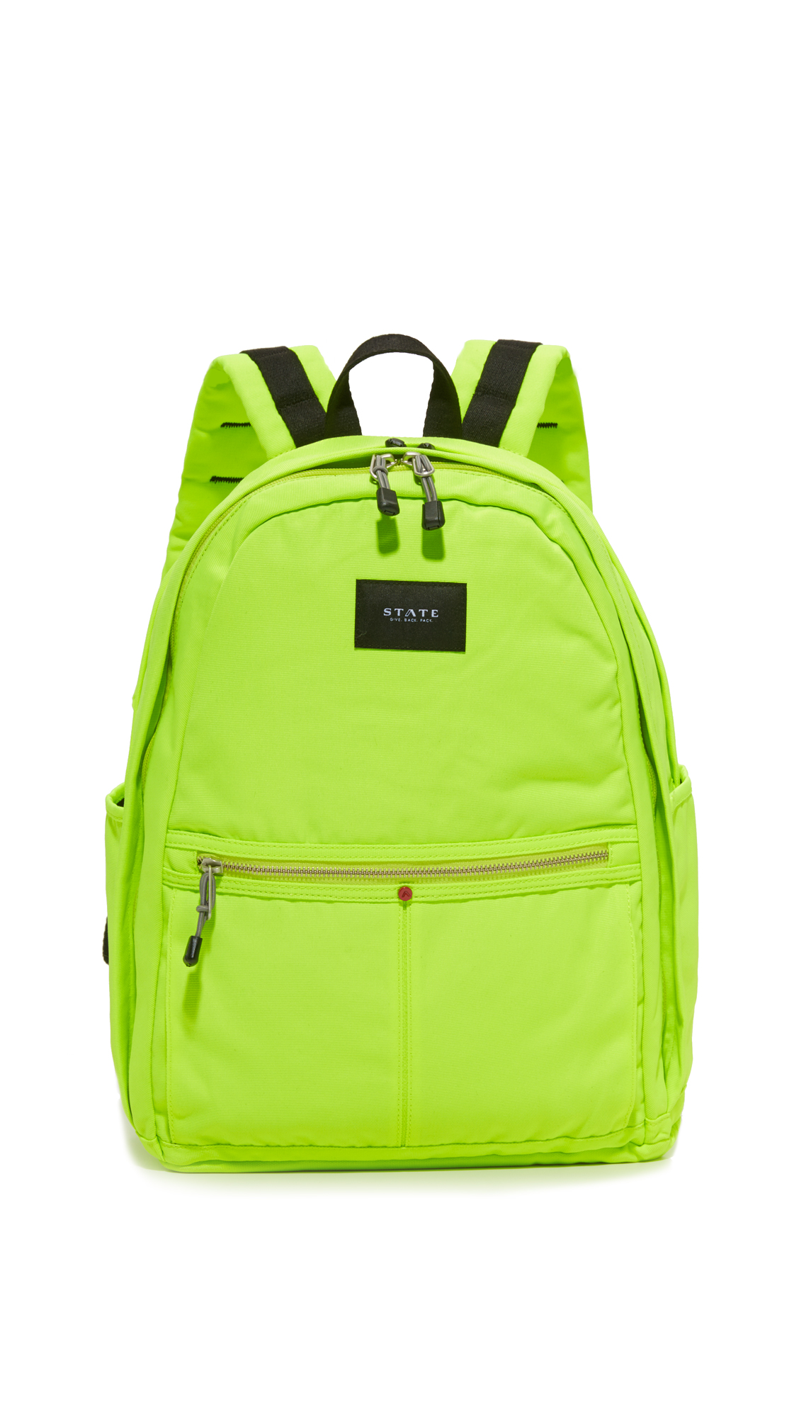 state female state bedford backpack lime