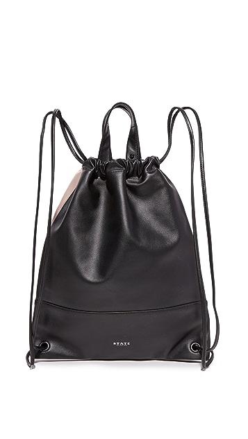 STATE Lee Drawstring Backpack