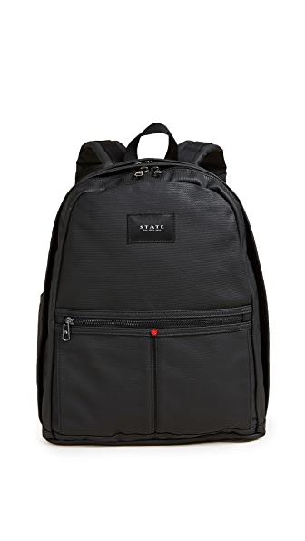 STATE Kent Backpack In Black