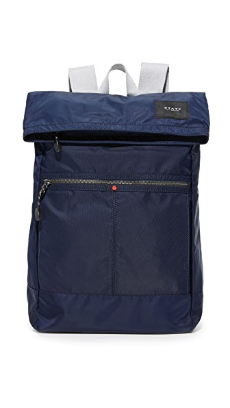 STATE Spencer Nylon Backpack