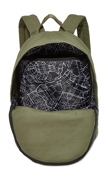 STATE Lorimer Canvas Backpack