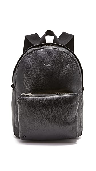 STATE Mini Lorimer Backpack - Black