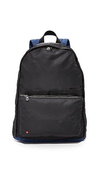 STATE Adams Heights Backpack - Black/Navy