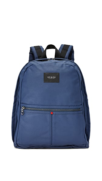 STATE Kent Backpack - Navy