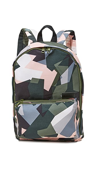 STATE Slim Lorimer Backpack - Abstract Camo