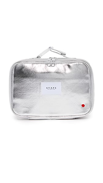 STATE Rodgers Lunch Box - Metallic