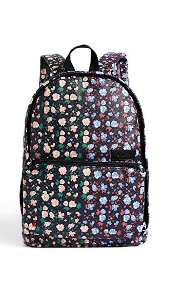 STATE Slim Lorimer Backpack In Split Floral