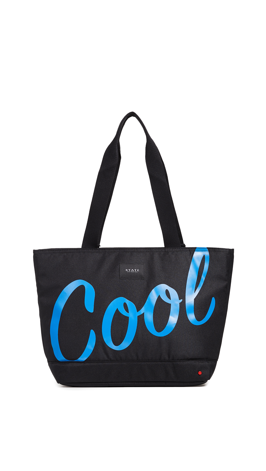INSULATED CHARLES TOTE