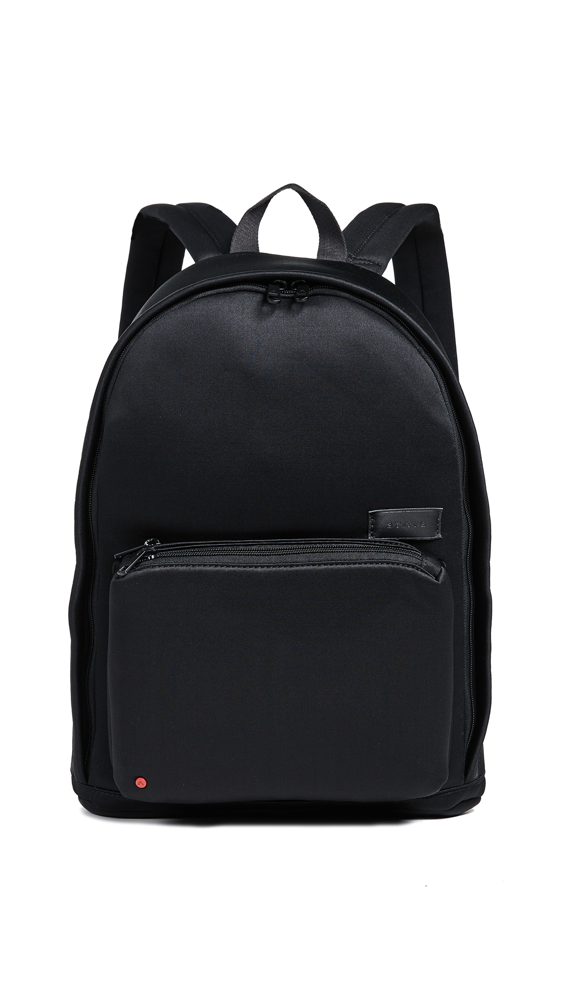 Neoprene Lorimer Backpack, Black