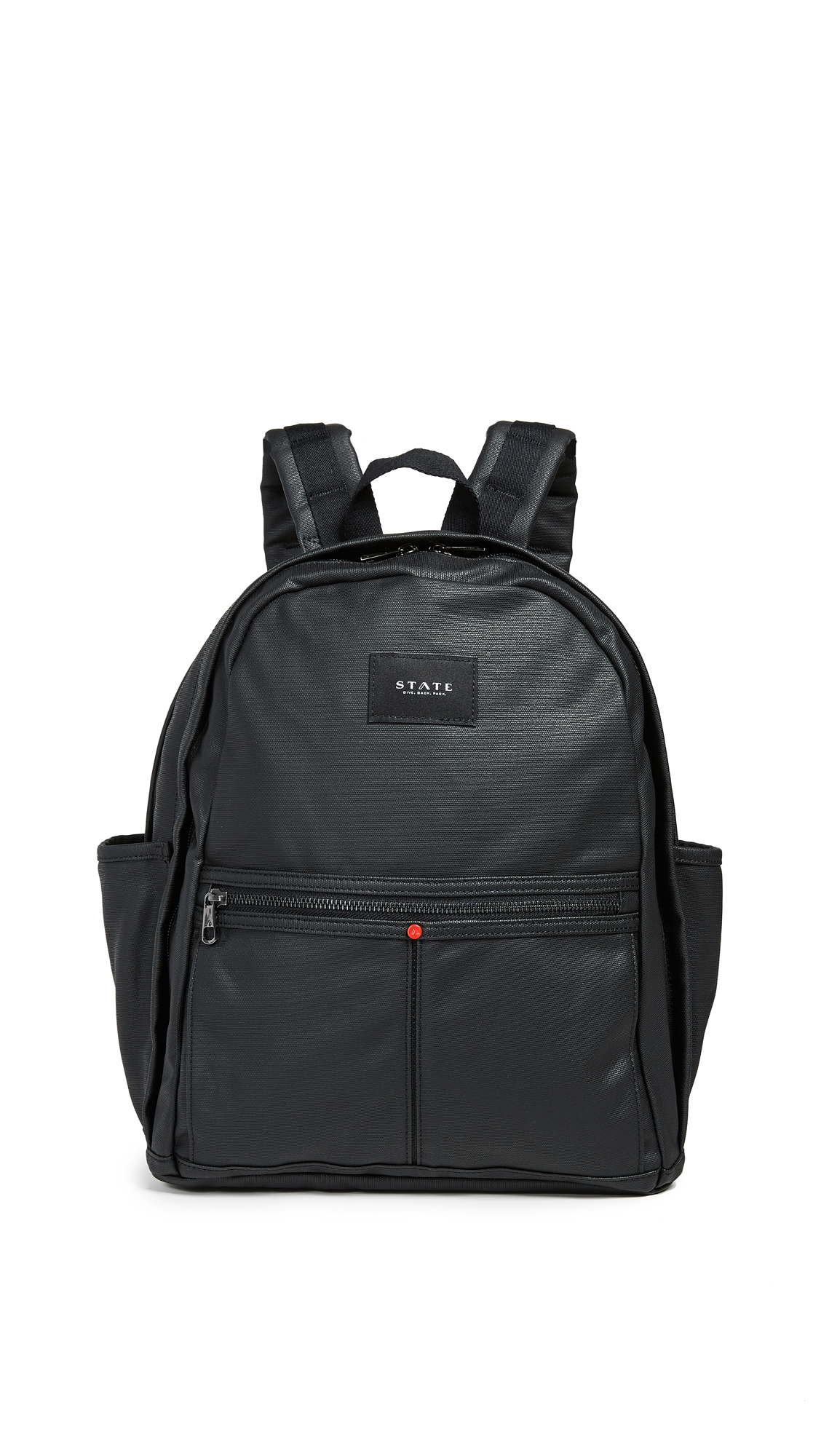 Kent Backpack in Black Multi
