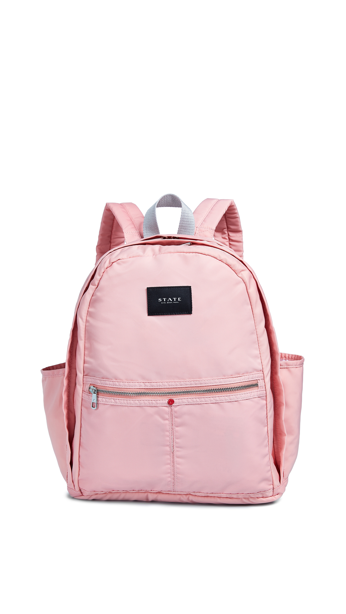 Kent Backpack in Coral/Almond