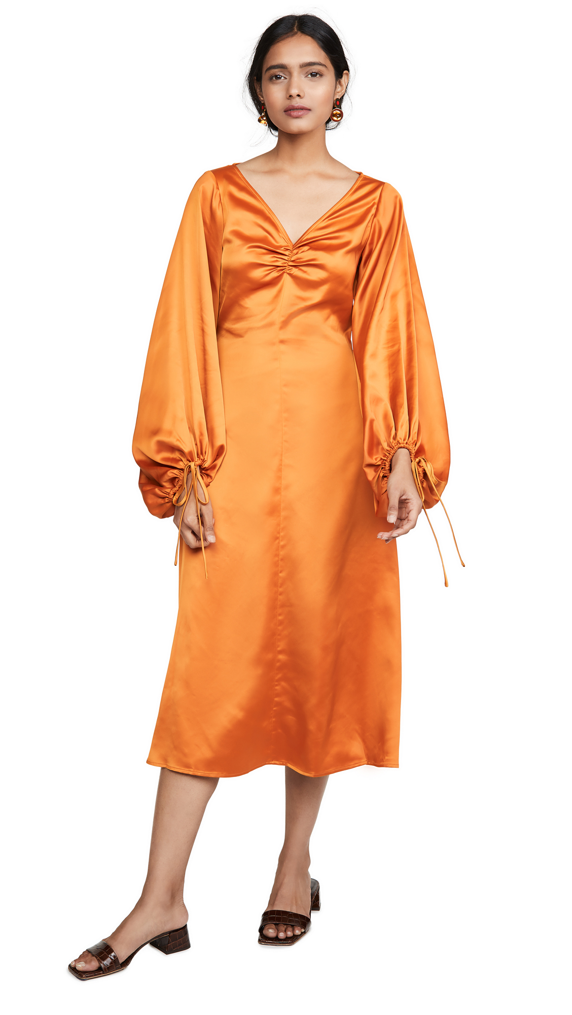 Buy STAUD Sofia Dress online beautiful STAUD Clothing, Dresses