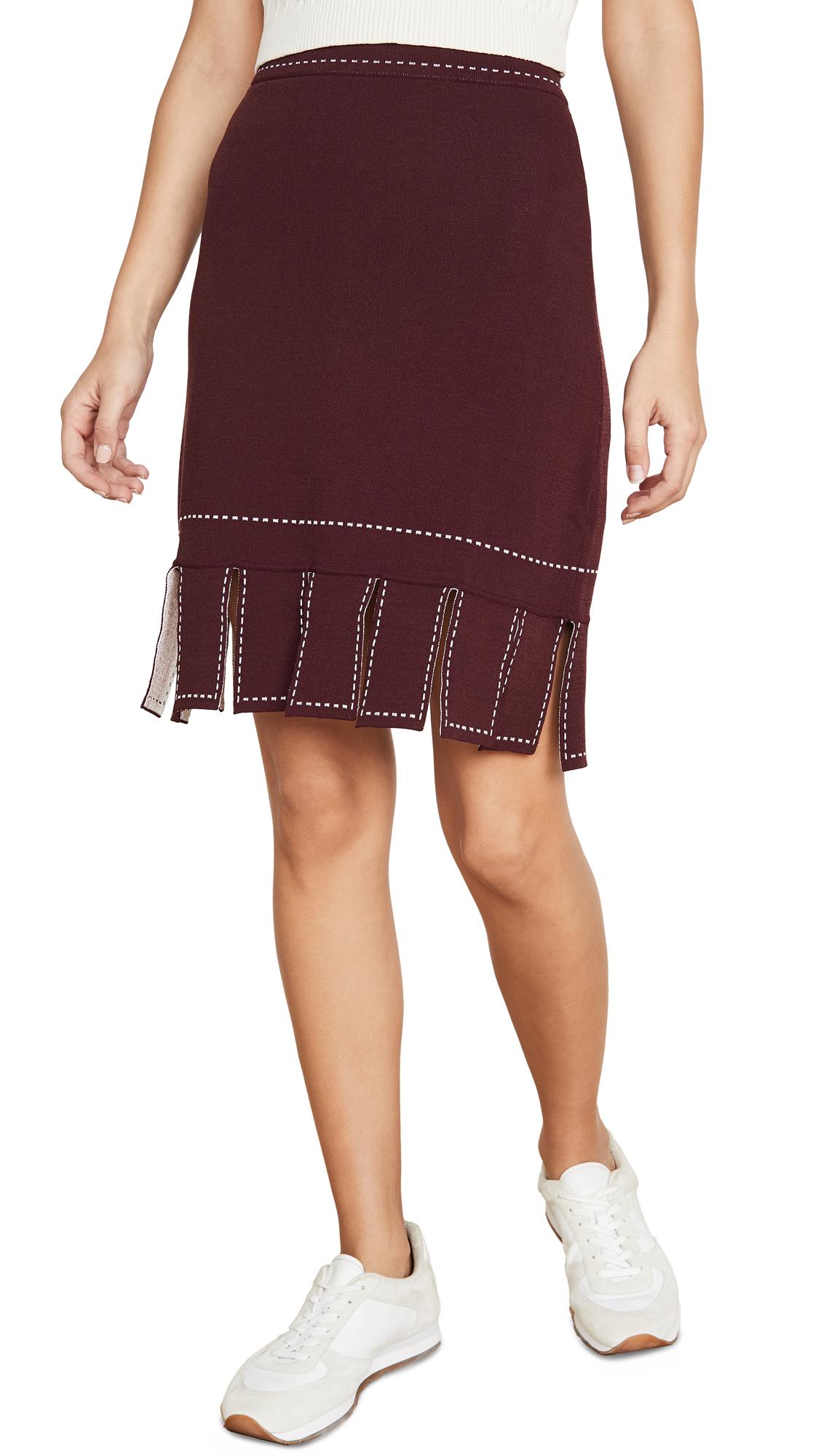 Buy STAUD online - photo of STAUD Fawn Skirt