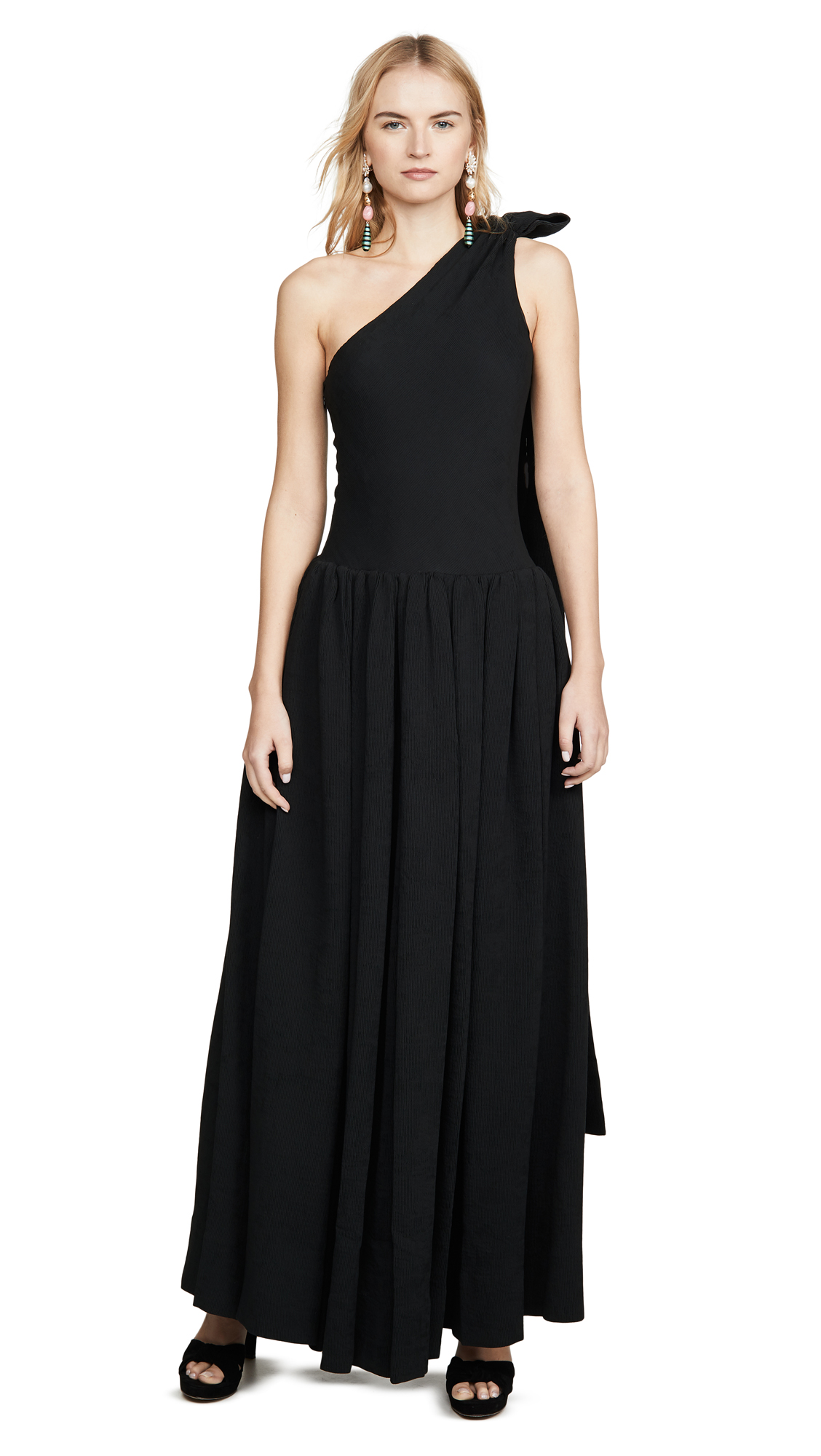 Photo of STAUD Sarah Dress - shop STAUD Clothing, Dresses online