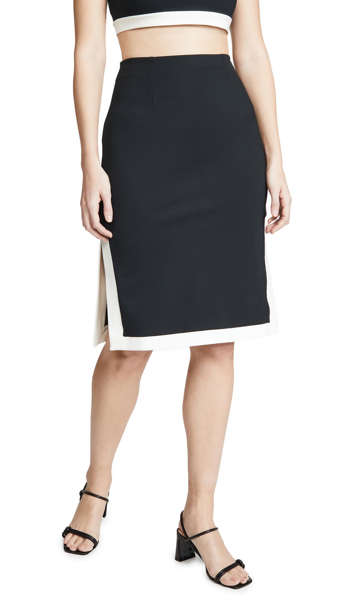 Buy STAUD online - photo of STAUD Yang Skirt