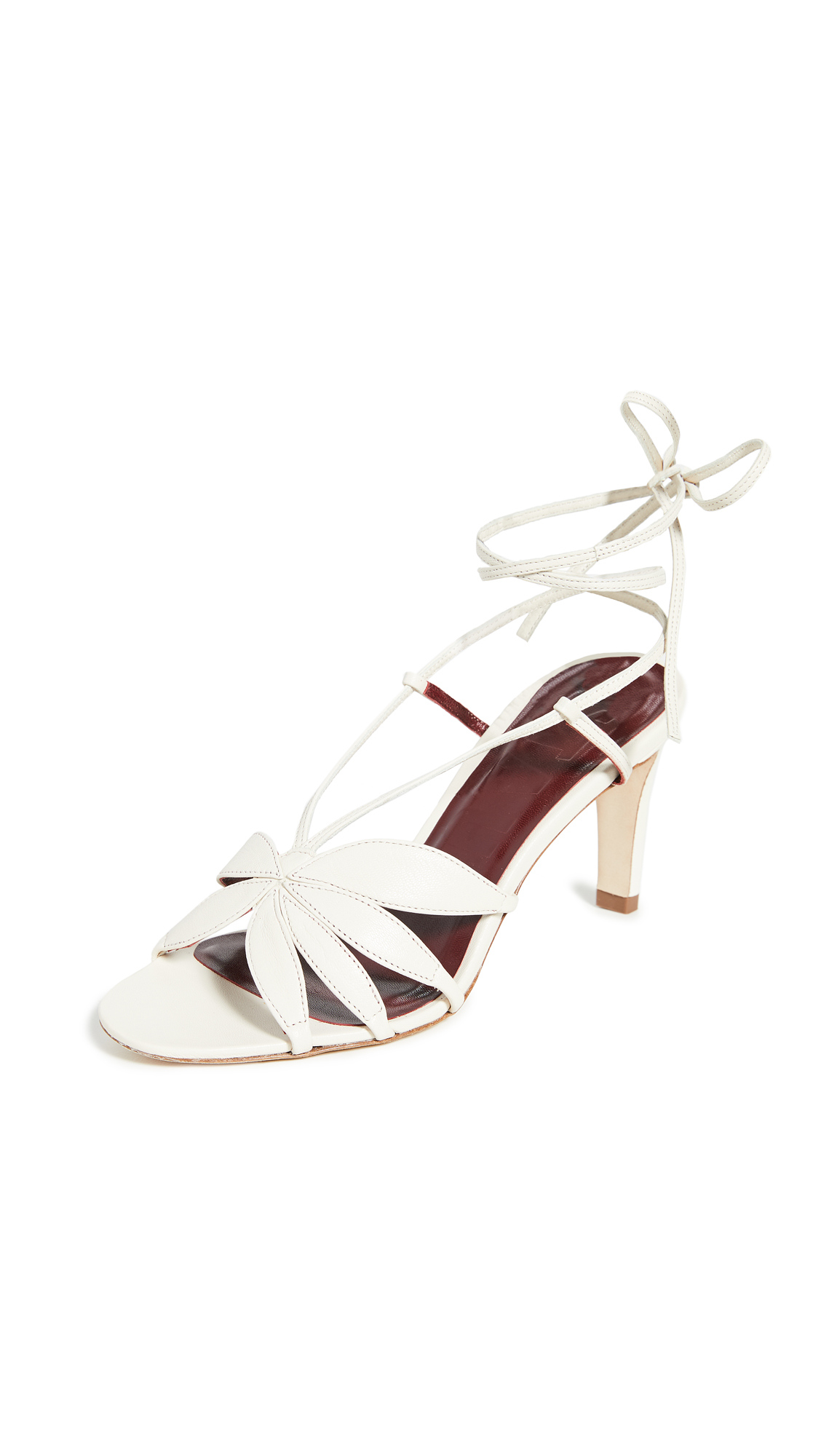 Buy STAUD Flora Sandals online, shop STAUD