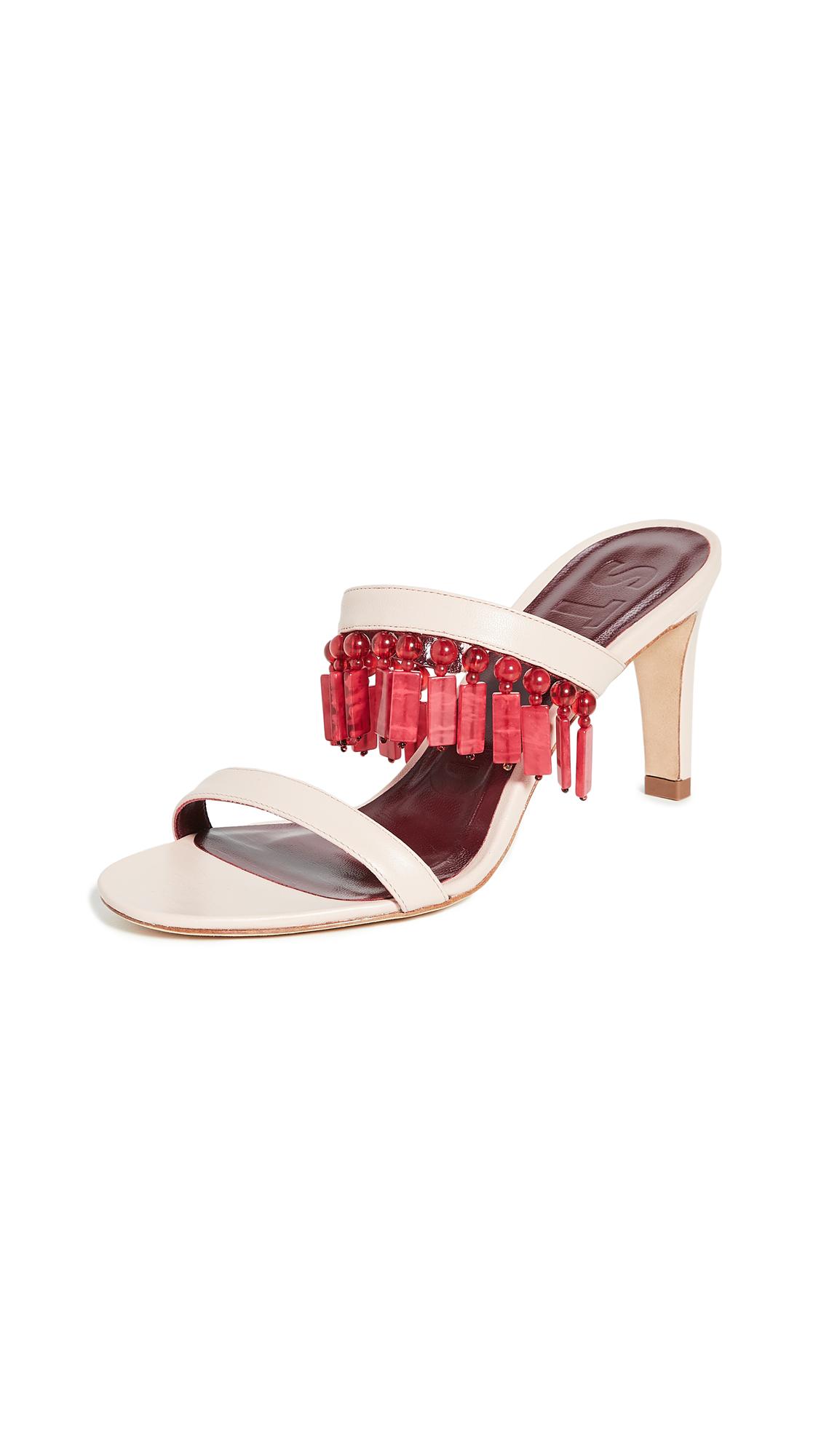Buy STAUD Raoule Sandals online, shop STAUD