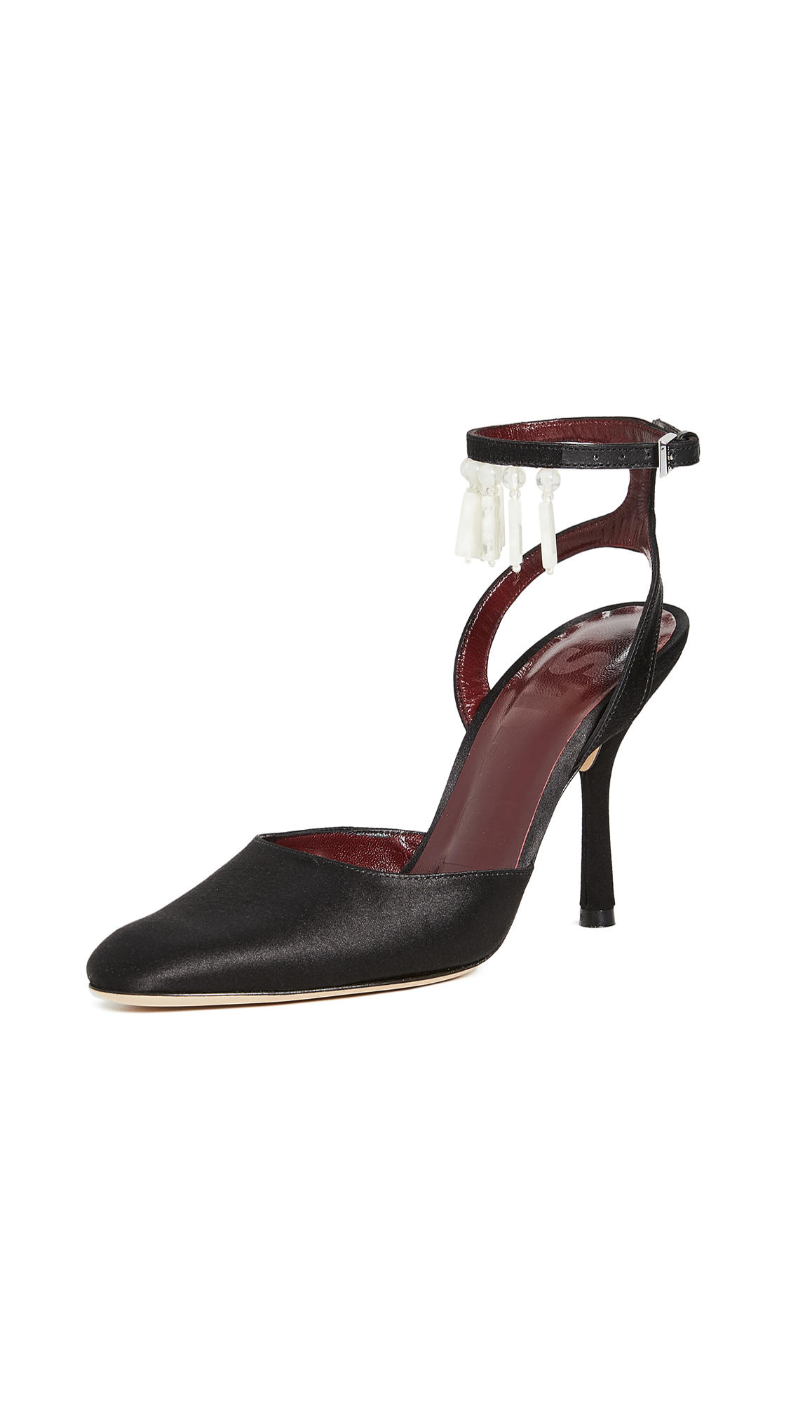 Buy STAUD online - photo of STAUD Carla Heel Pumps