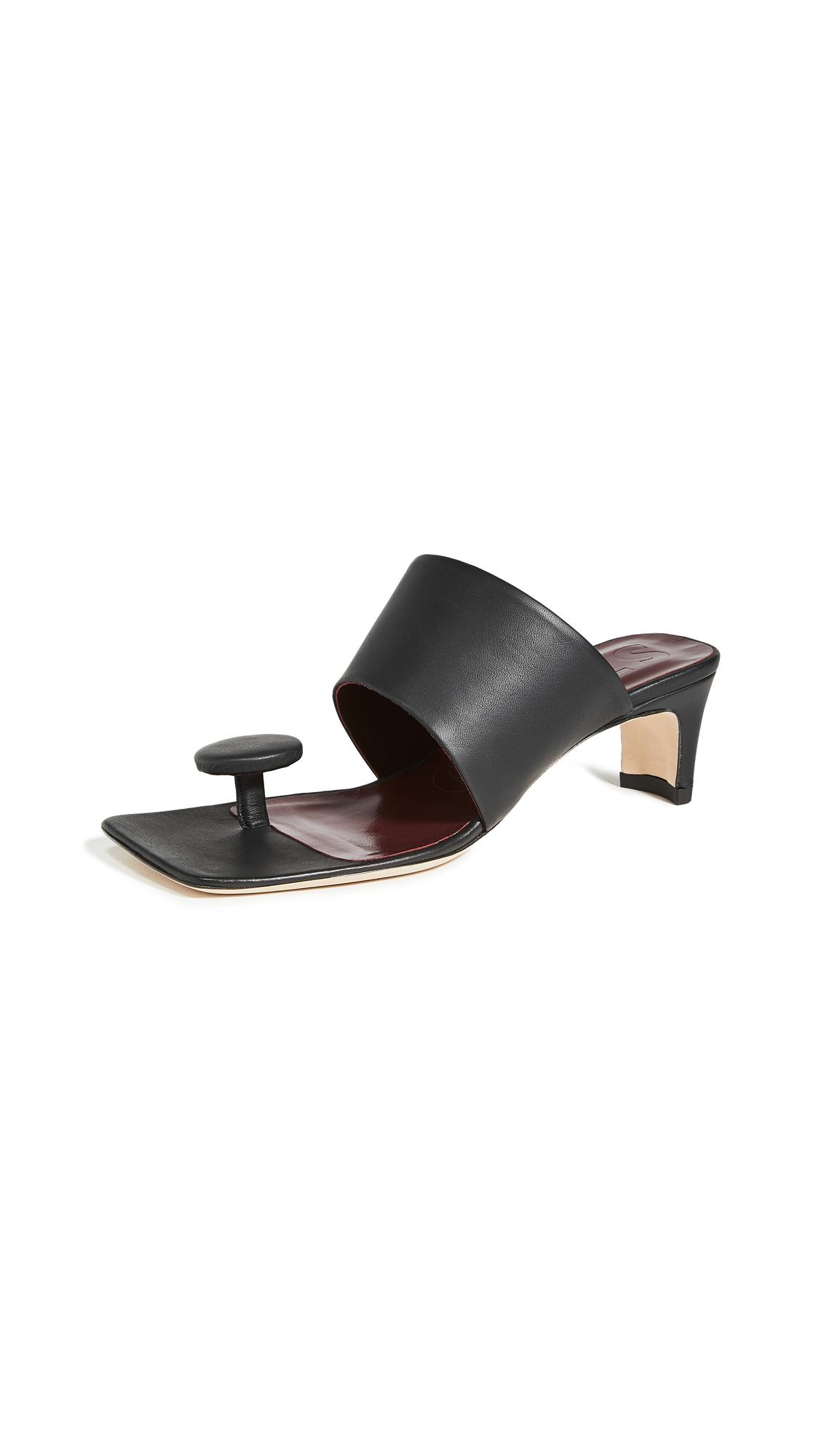 STAUD Luca Sandals - 30% Off Sale