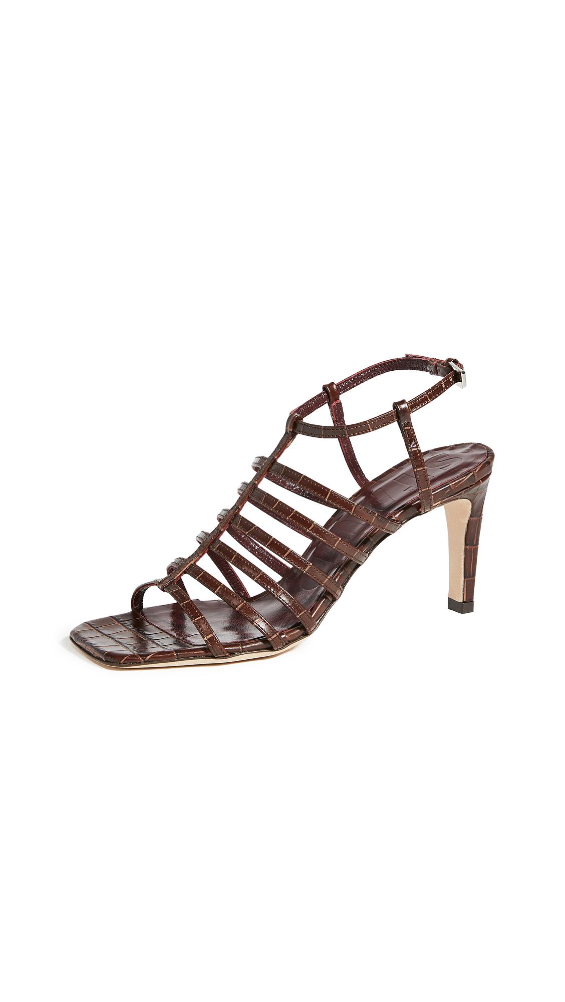 Buy STAUD Ann Sandals online, shop STAUD