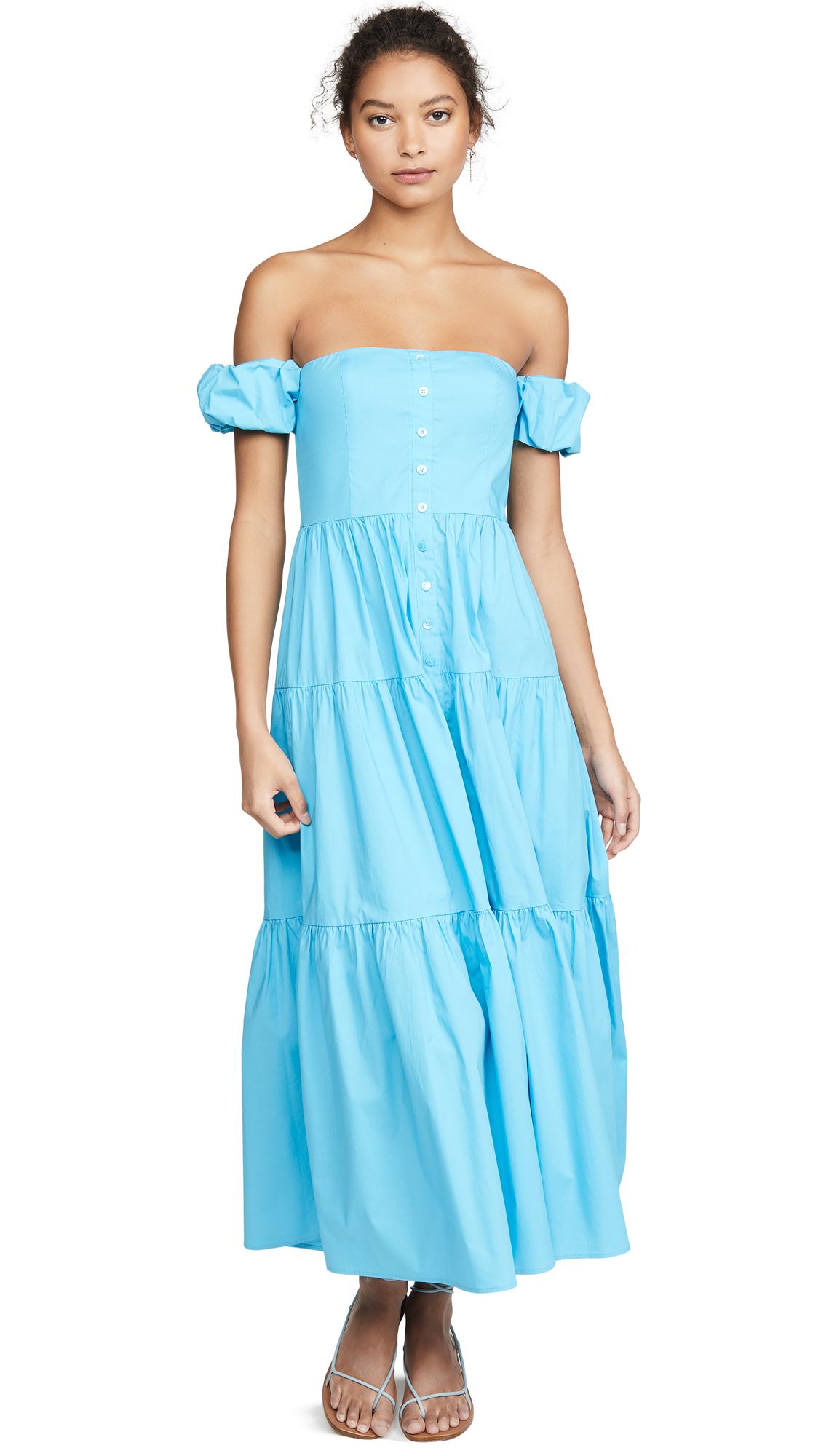 Buy STAUD Elio Dress online beautiful STAUD Clothing, Dresses