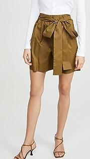 STAUD Sage 短裤
