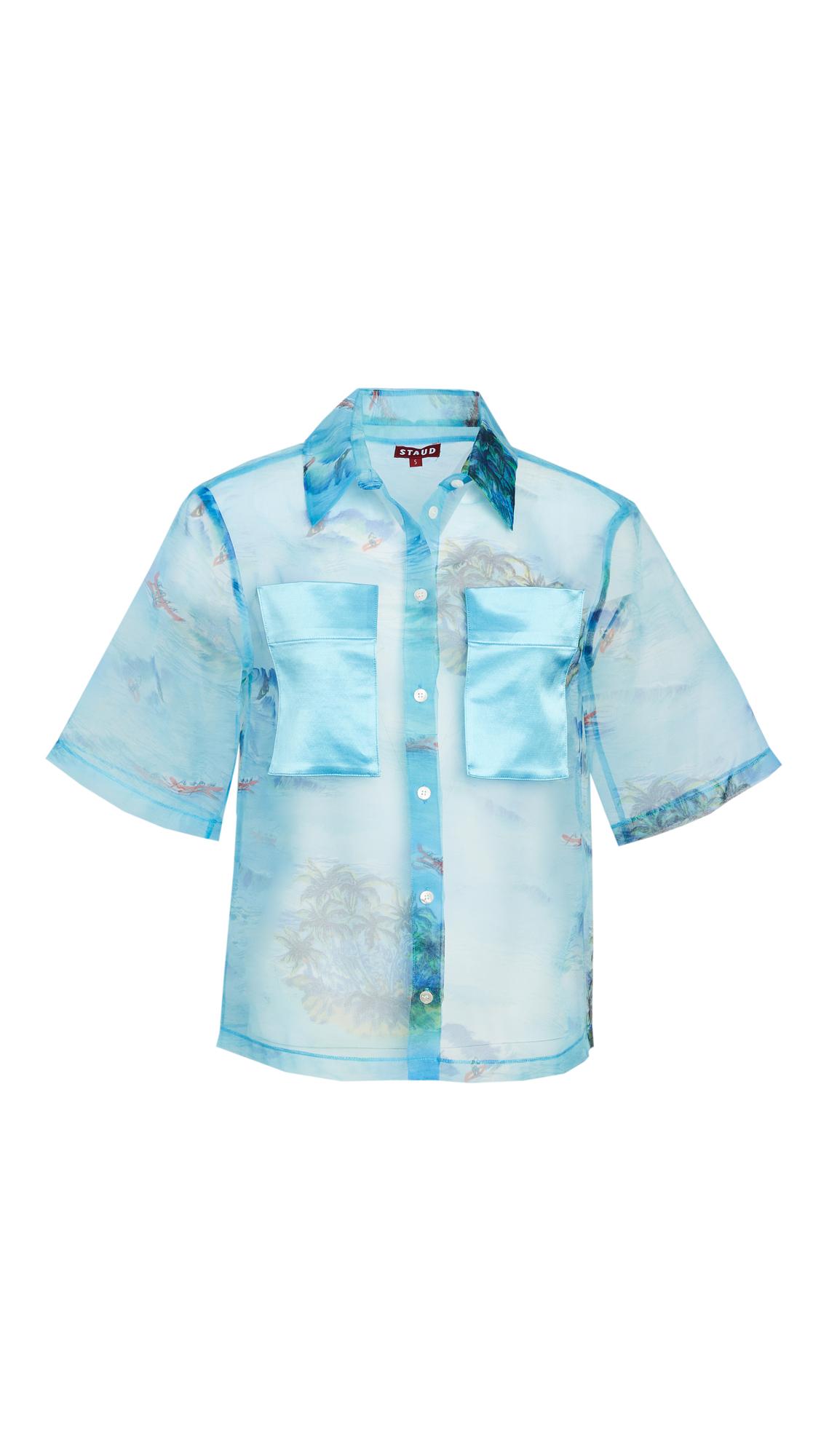 STAUD Cayman Shirt