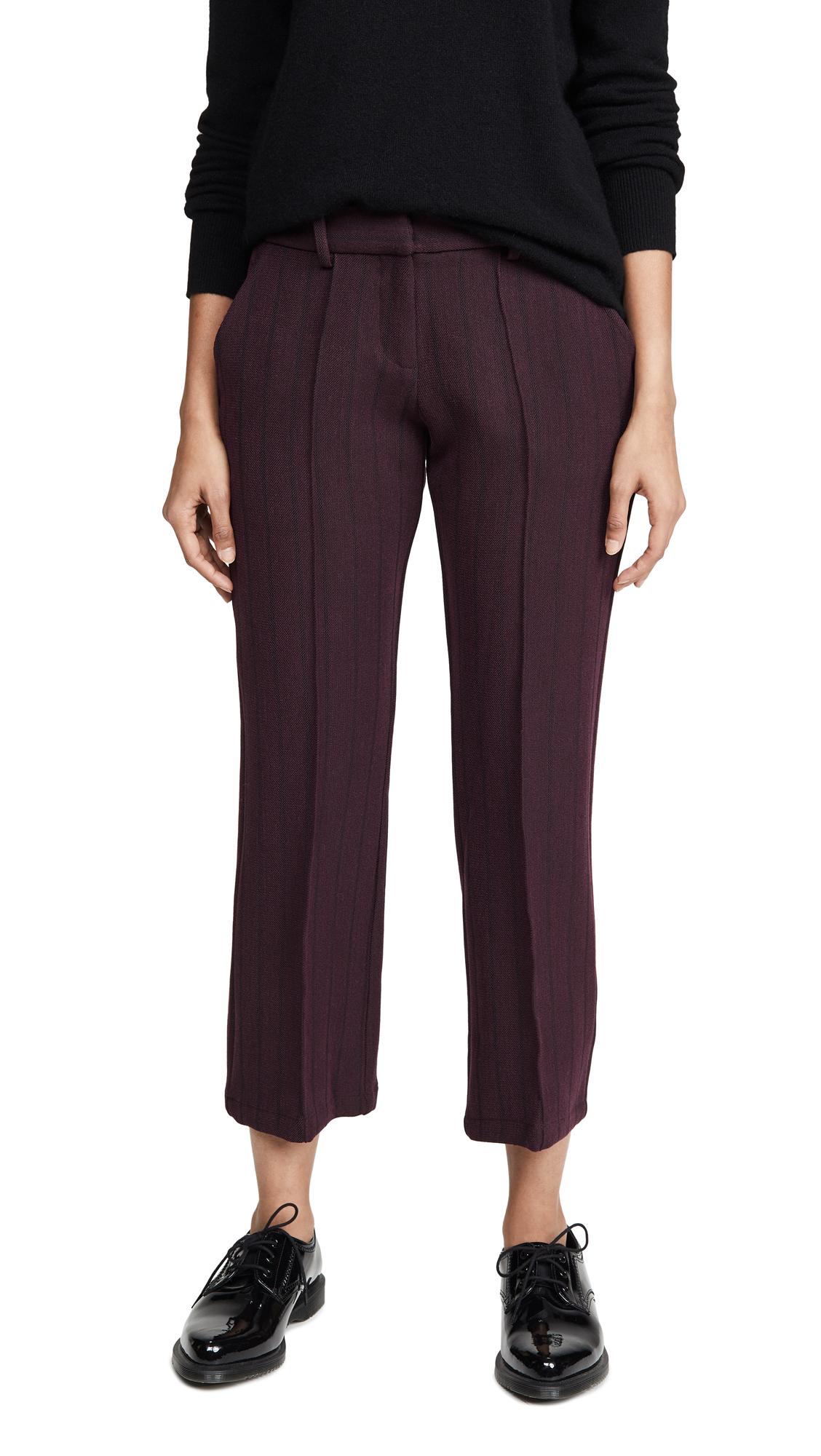 Buy Silvia Tcherassi online - photo of Silvia Tcherassi Straight Leg Pants
