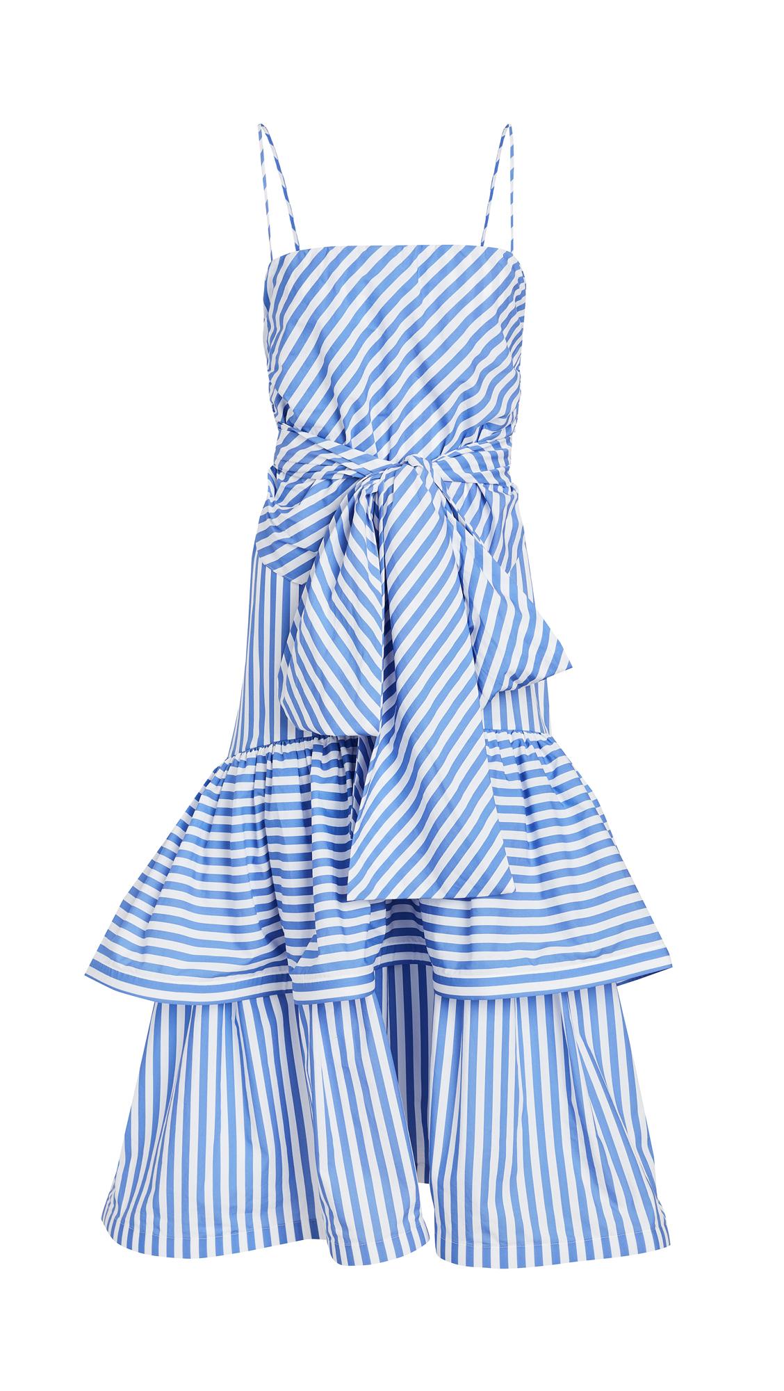 Silvia Tcherassi Cottons ALLERONA DRESS
