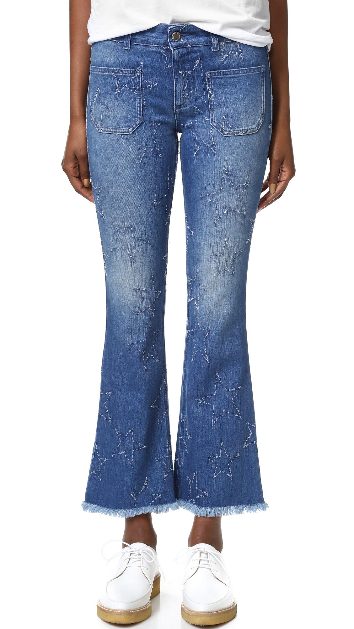 Stella McCartney Skinny Kick Jeans - Deep Blue