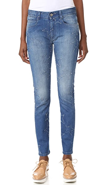 Stella McCartney Skinny Boyfriend Jeans at Shopbop
