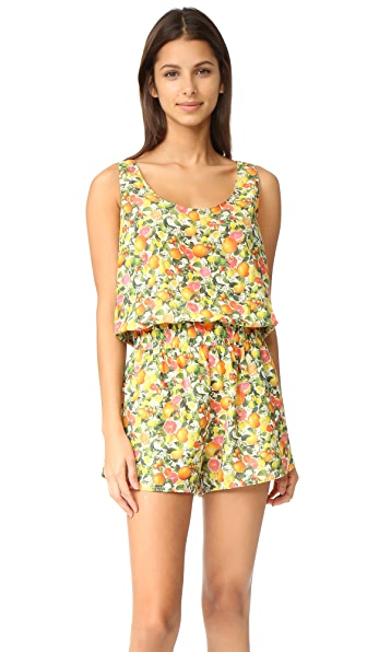 Stella McCartney Iconic Prints All in One Romper