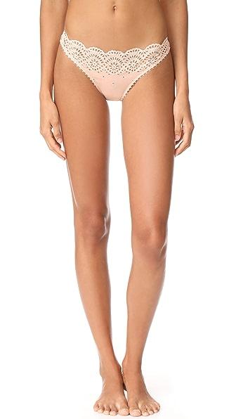 Stella McCartney Rachel Shopping Bikini Briefs In Peony