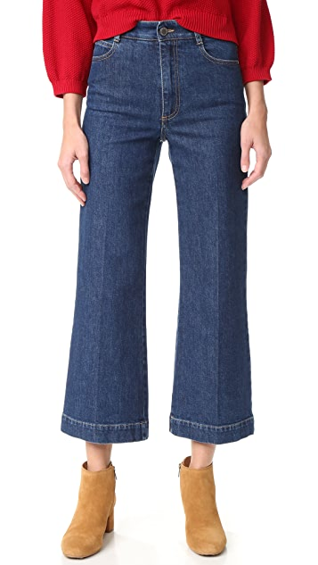 Stella McCartney City Blue Jeans