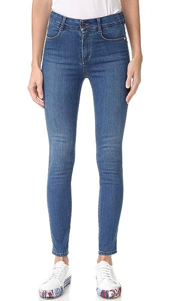 Stella McCartney High Waisted Jeans