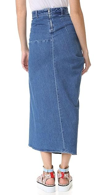 Stella McCartney Denim Skirt