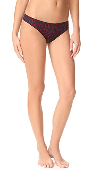 Stella McCartney Stella Smooth Print Bikini Briefs